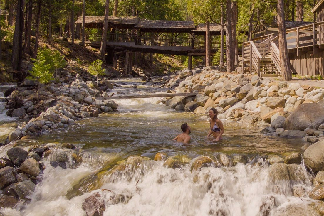 Rejuvenation - There will be ample pockets of time to relax and rejuvenate. You will have access to the amazing Stewart Mineral springs, secluded nature spots and vistas and so much more.