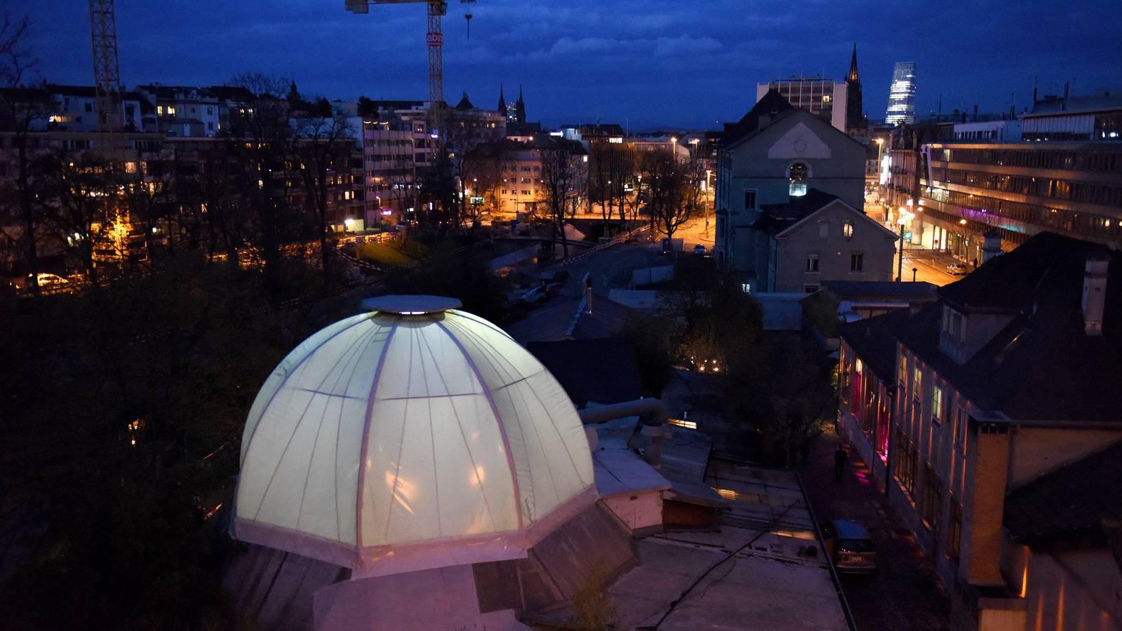 Die Ausgehstadt Basel hat sich ohne sie arrangiert: Die Kuppel (Archiv)  © Juri Junkov/Fotograf