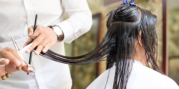 HAIRDRESSING -