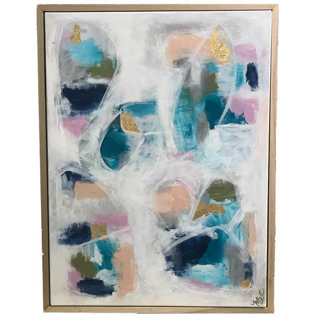 Double Decker is in 2 days!! Come see me at booth 5 (in front of Trustmark/Yaya's) also, check out my sister's gorgeous jewelry @mrwcjewelry she will be in booth 9!  #abstract #abstractpainting #abstractart #contemporarypainting #contemporaryart #abstraction #painting #paintings #art #instaart