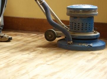 Hardwood Refinishing -