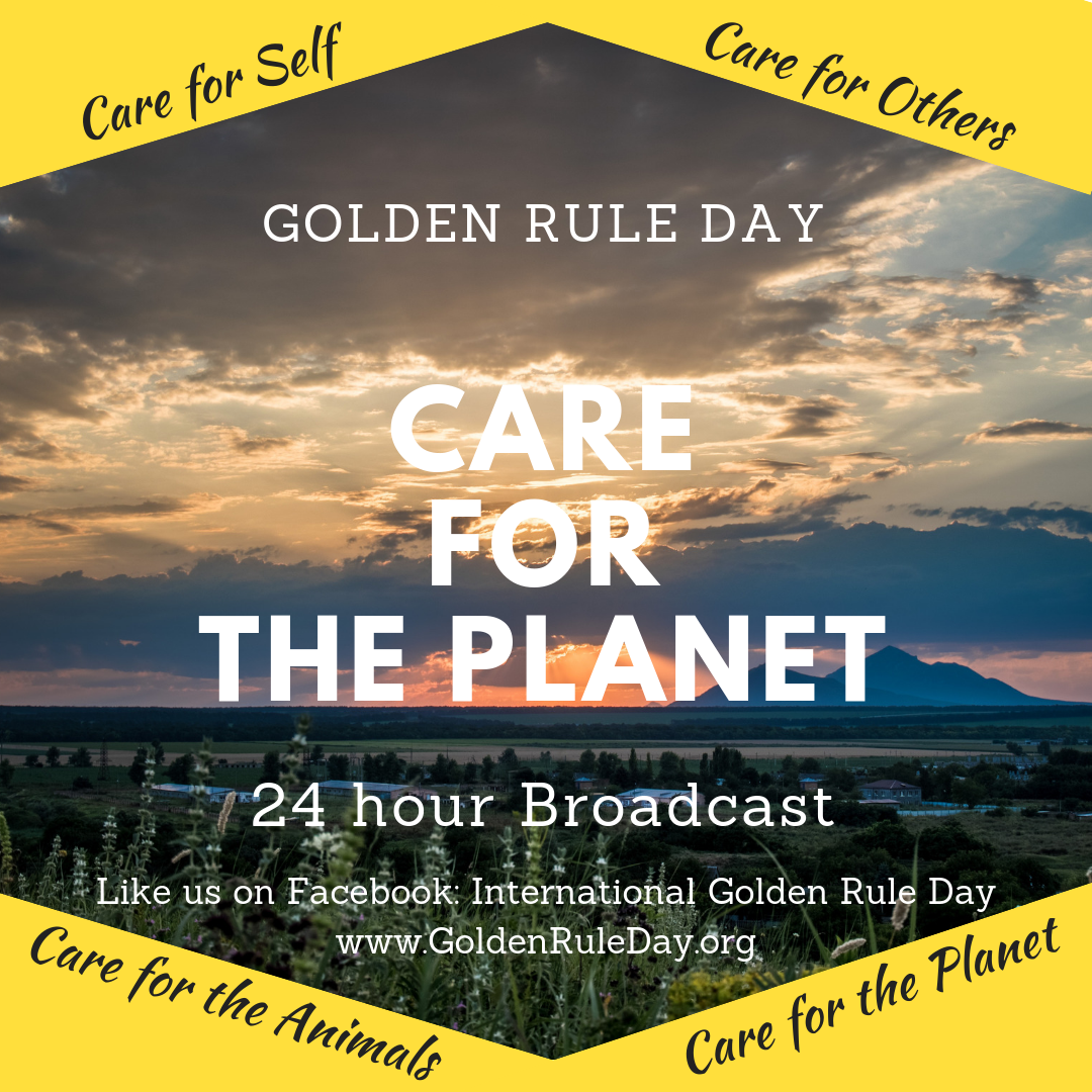 Caring for the planet - Golden Rule Day 2019