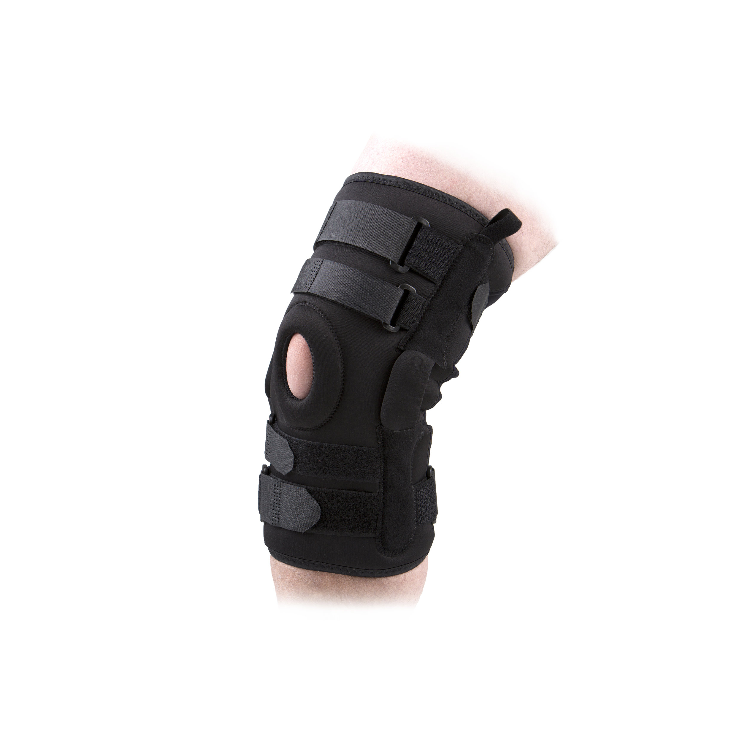 Knee brace complete