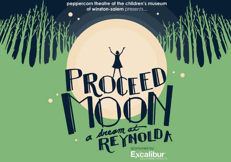 PROCEED MOON (2016) - AT PEPPERCORN THEATRE