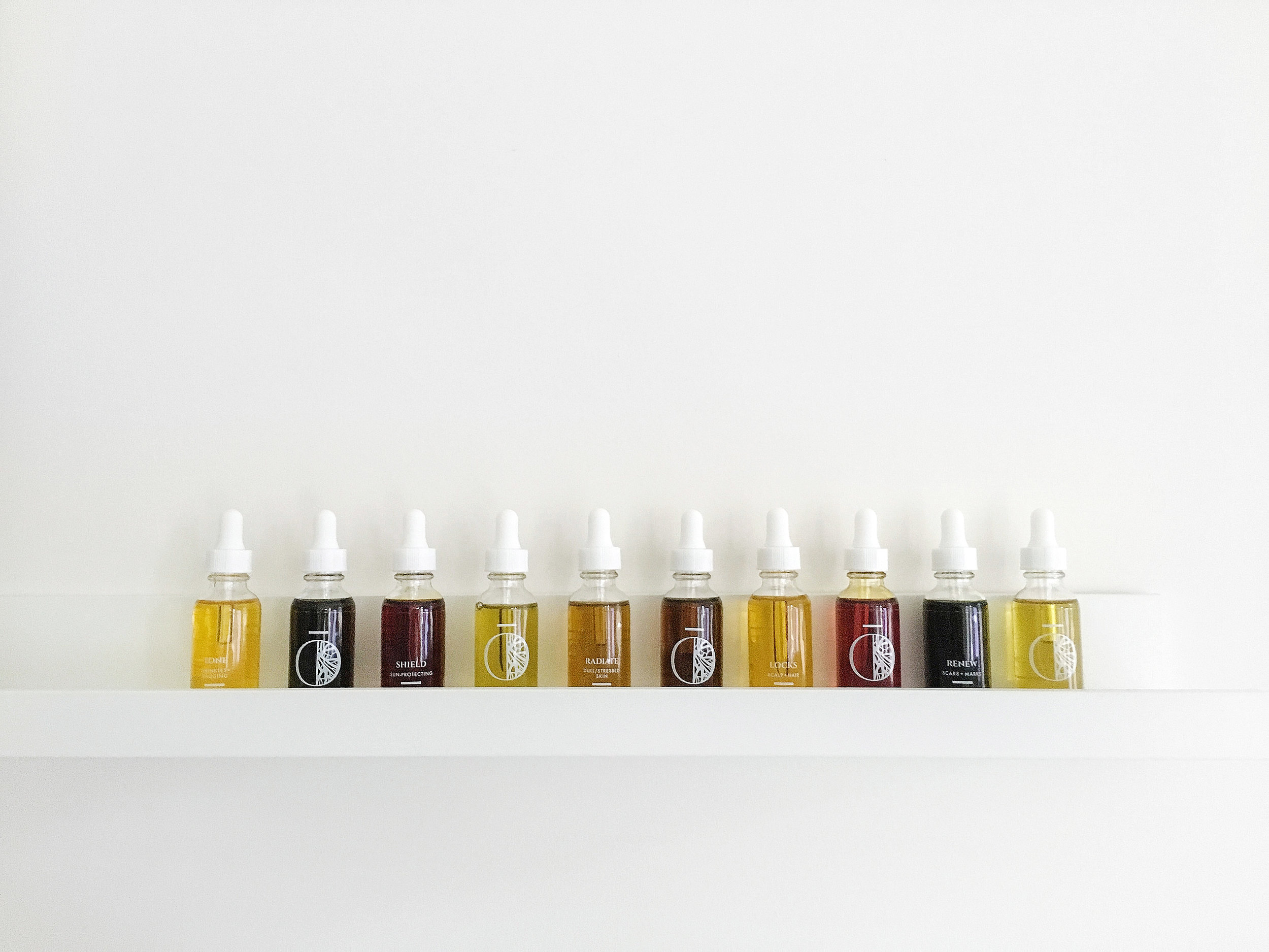 Remedy Oils - Set