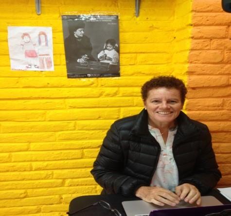 Patricia  Vengo cada día a robar abrazos, juegos y mil sonrisas; con eso pago las facturas de la vida.