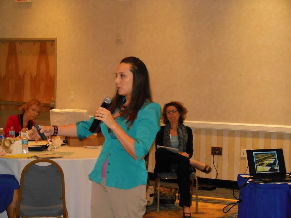 Teaching at the Leadership Success Academy Symposium for the Community Foundation of the Florida Keys.
