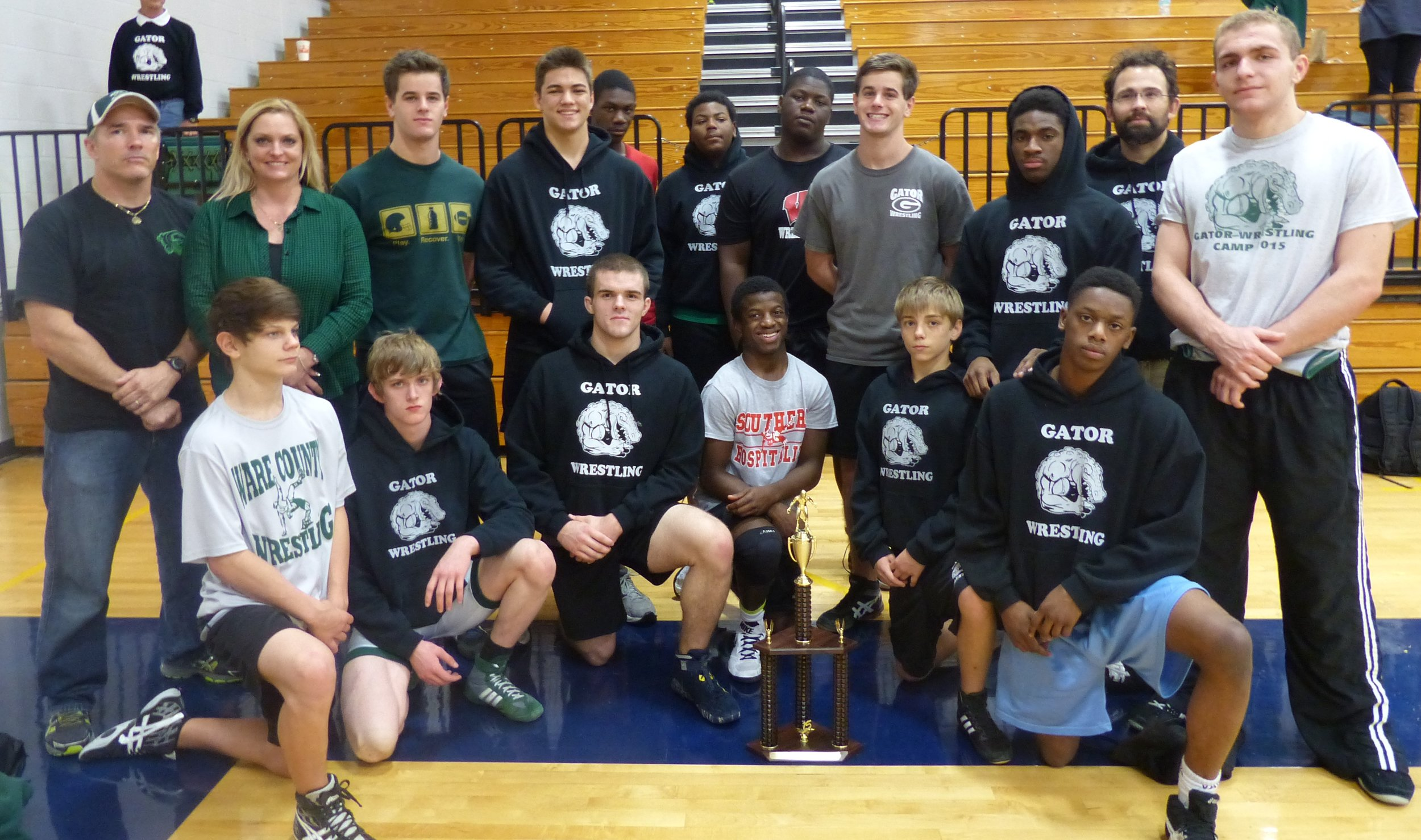 JEFF DAVIS YELLOW JACKET DUALS