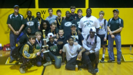 Gators win Wildcat Invitational    Dec 30-31