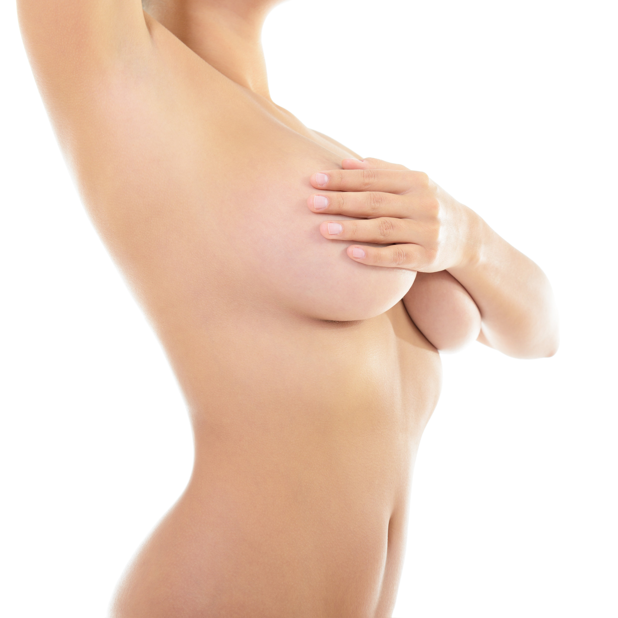 Breast Lift - A Breast Lift is designed to lift and reshape the breast. The normal appearance of the breast has the nipple and areola at the apex of the dome of the breast and pointing forward. In many cases as the breast loses elasticity the nipple and areola begin to face downward with a certain degree of stretched skin.Surgery: OutpatientEst. Surgery Time: 2 - 3 HoursRecovery: Walking is encouraged right away
