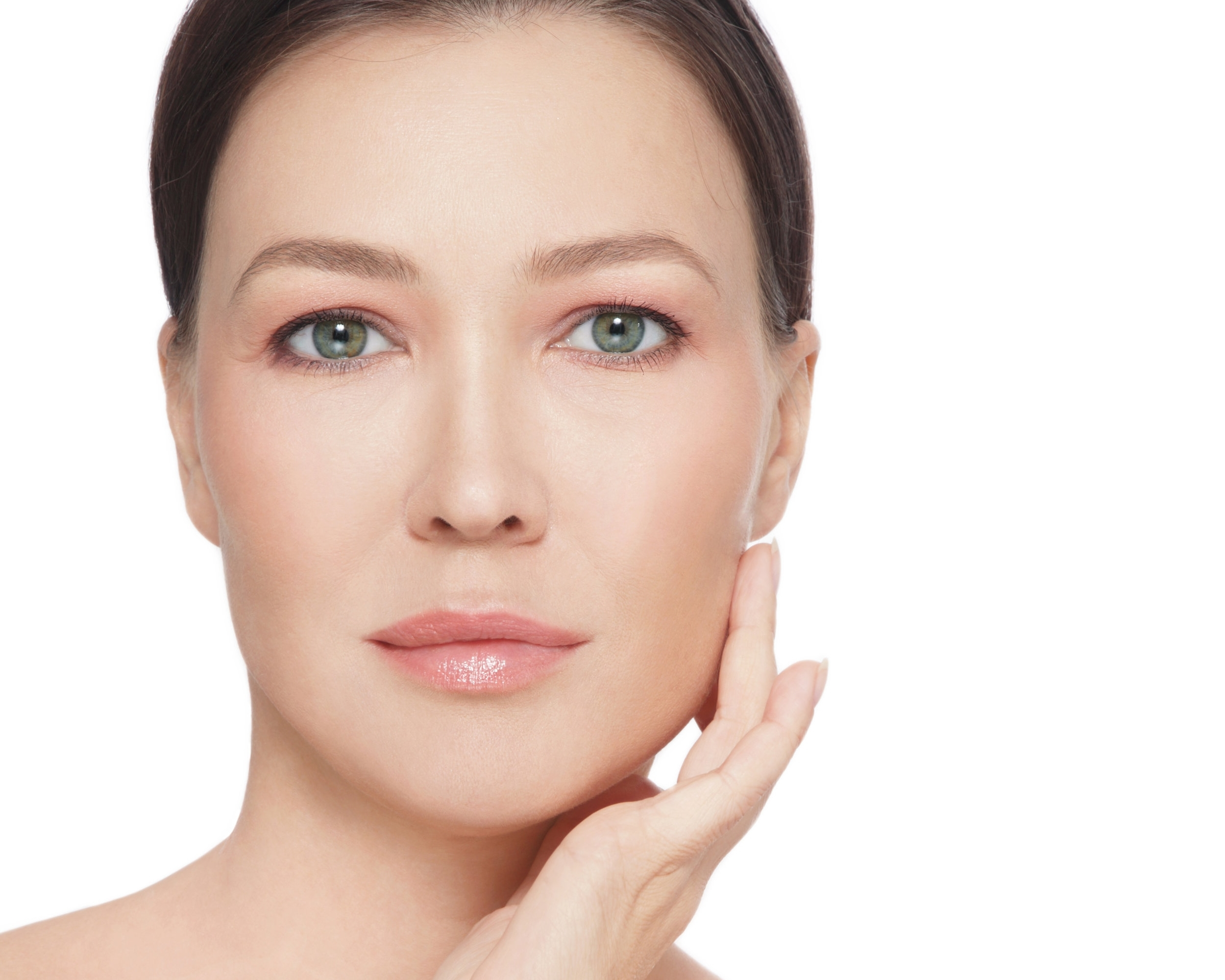 BOTOX® - BOTOX® Cosmetic is the only approved treatment to temporarily improve the appearance of both moderate to severe frown lines between the brows and crow's feet lines in adults. BOTOX® Cosmetic works beneath the skin's surface and targets the underlying muscle activity that causes frown lines and crow's feet.