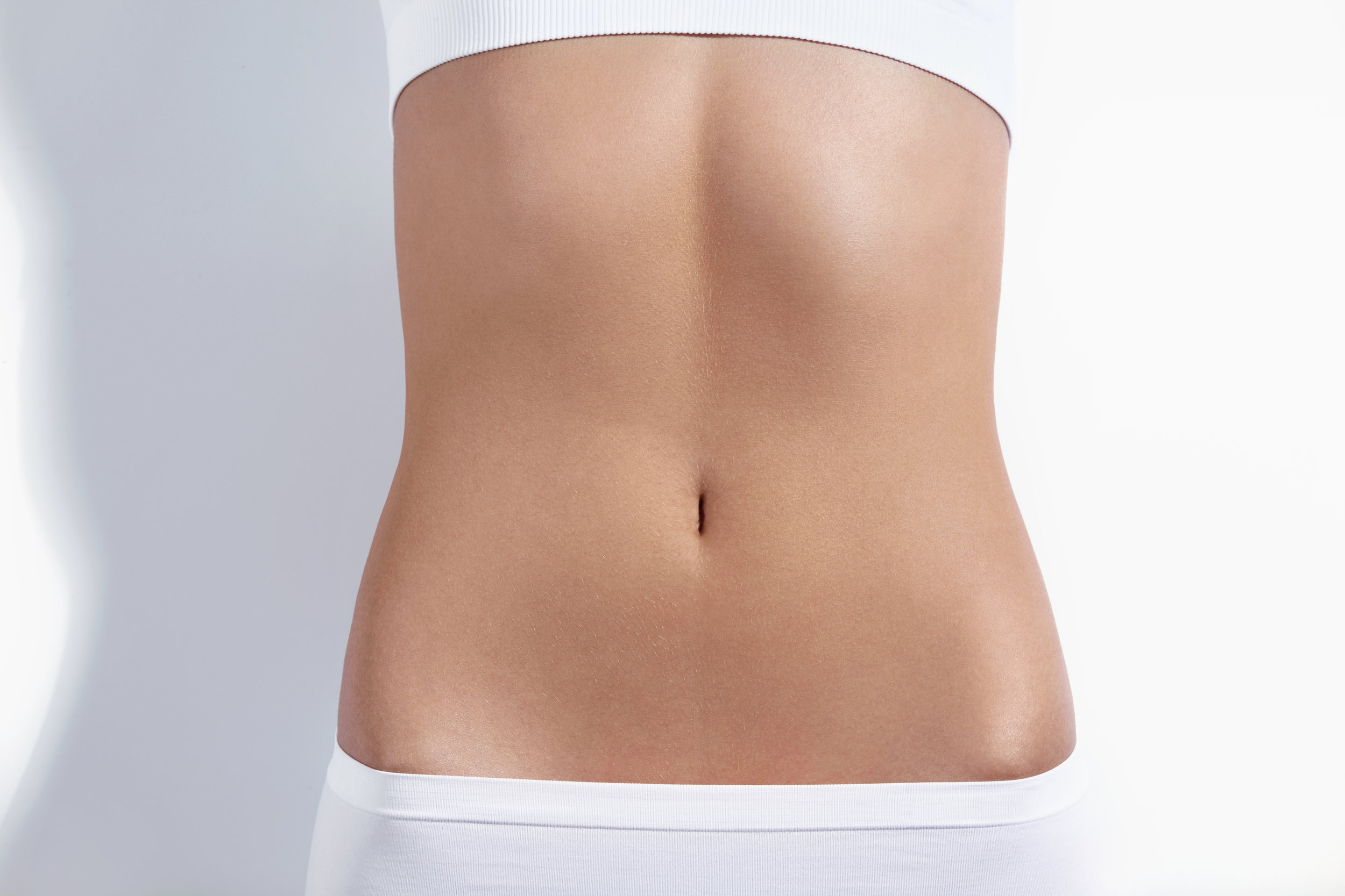 Liposuction - One of the most common techniques in plastic surgery is Liposuction. Liposuction can treat areas such as the chin and jawline, bra roll, flanks, hips, thighs, and abdomen.Surgery:  OutpatientEst. Surgery Time: 1-3 HourPost-surgical: Compression garment for 4 weekEst. Recovery Time: Resume normal activities in 4 weeks