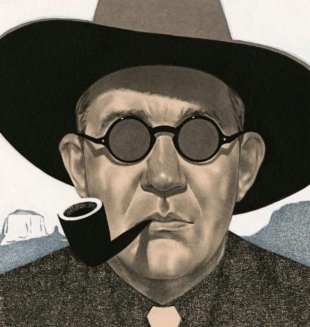 Illustration by Edward Kinsella