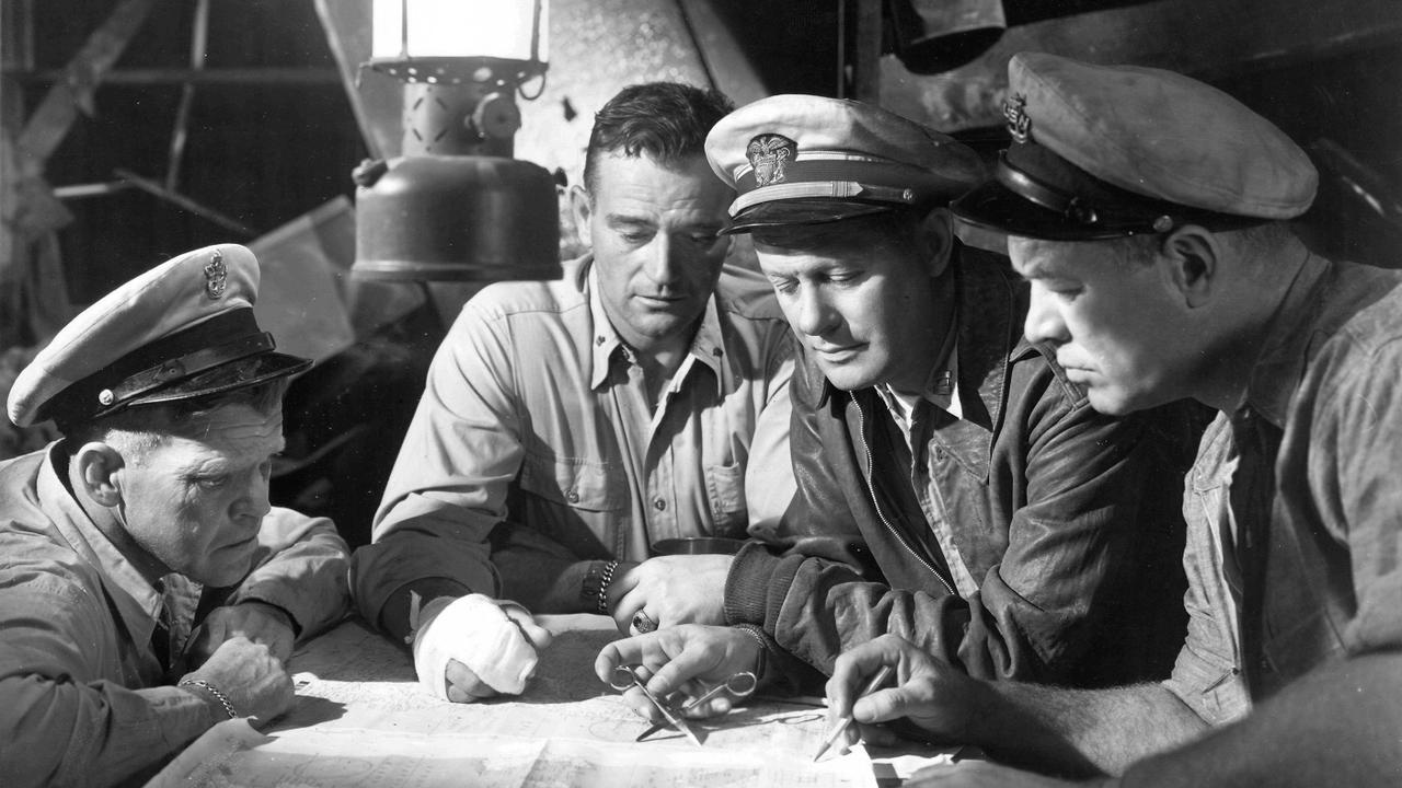 They Were Expendable (1945) — Maine Film Center