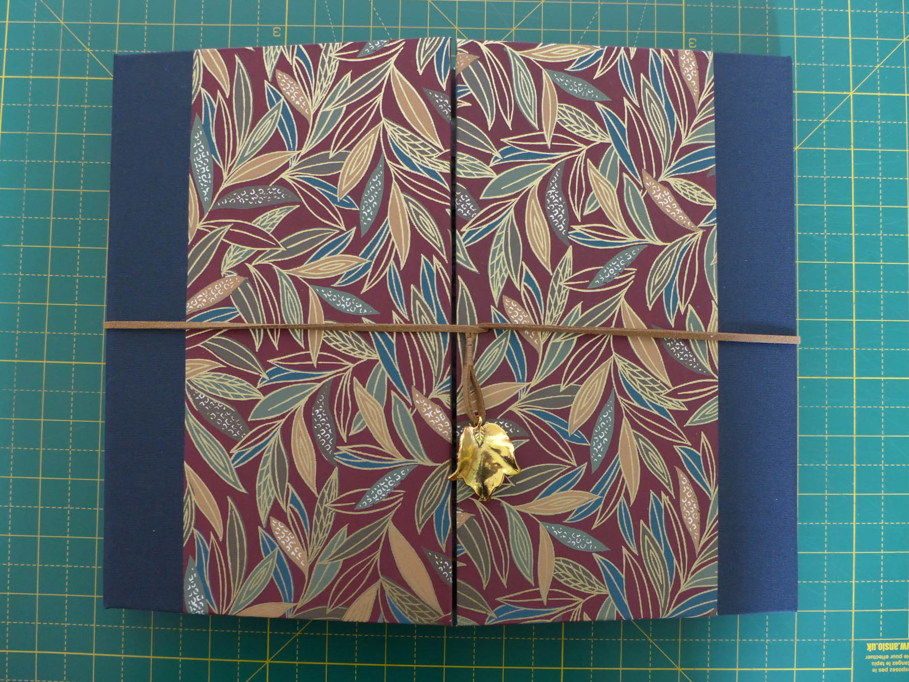 Woodland tunnel book cover