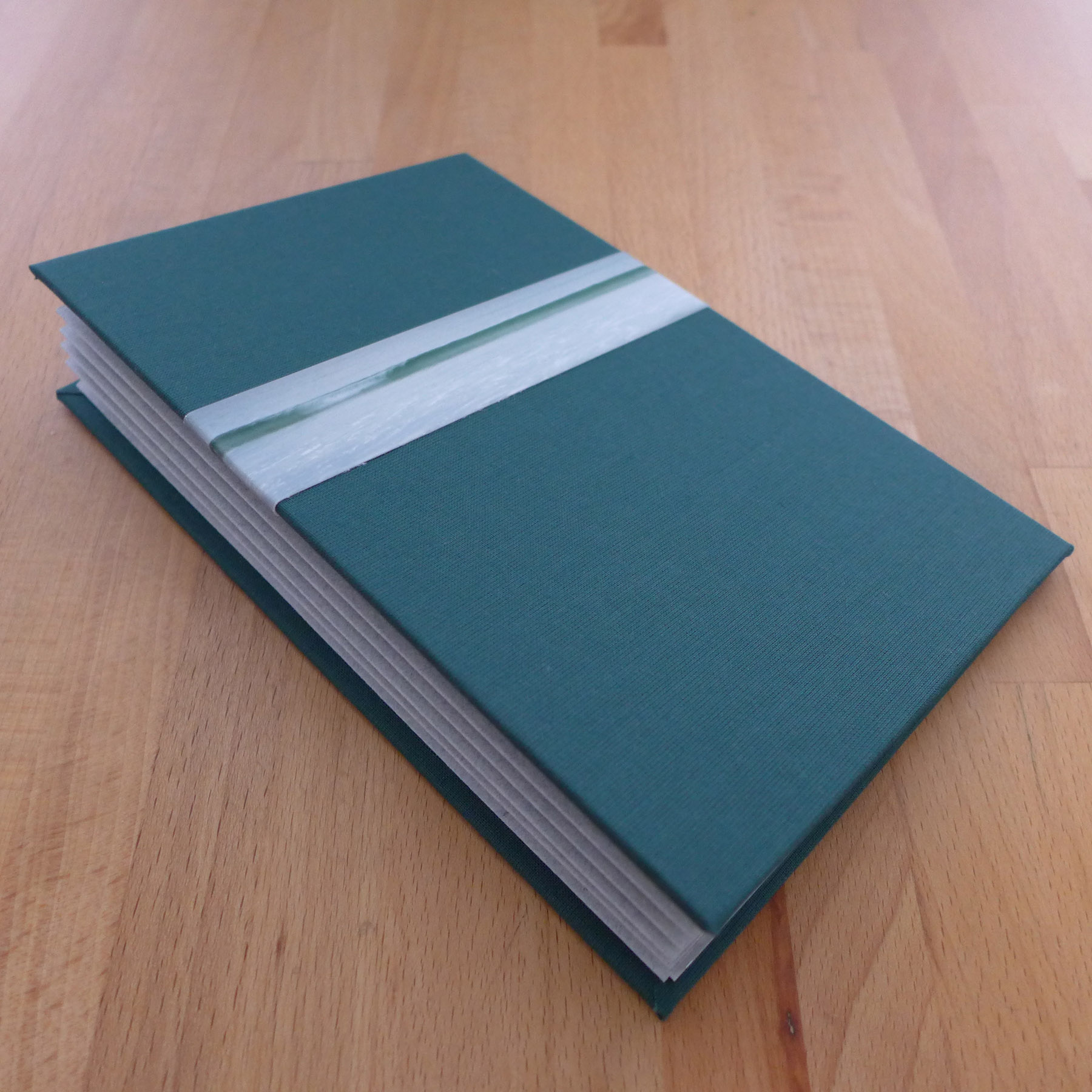 Green Wave flag book cover