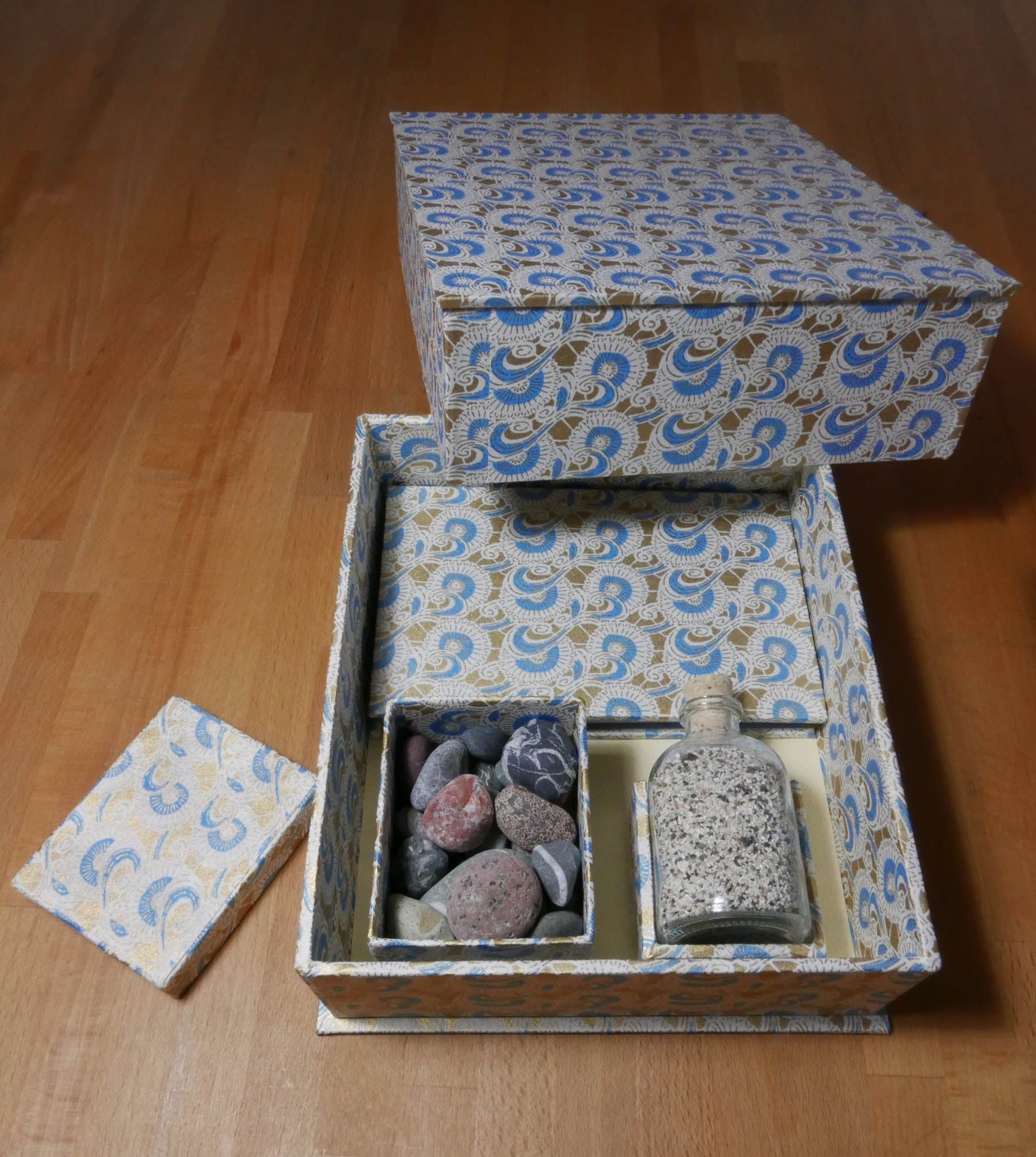 Hough Bay custom made presentation box