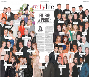 Fit For A Prince THE NATIONAL POST