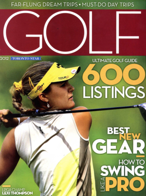 Casa de Campo: Dominican Republic<BR>GOLF MAGAZINE