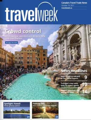 Where To Stay<br>TRAVELWEEK
