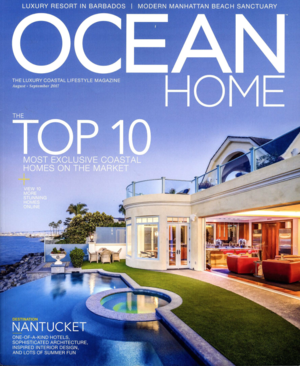 Privacy Please<BR>OCEAN HOME MAGAZINE