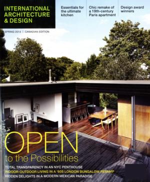 INTERNATIONAL ARCHITECURE & DESIGN