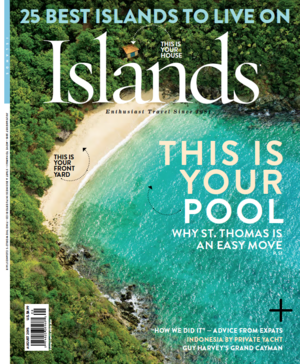 St. Barts on the Cheap(er)<br>ISLANDS MAGAZINE