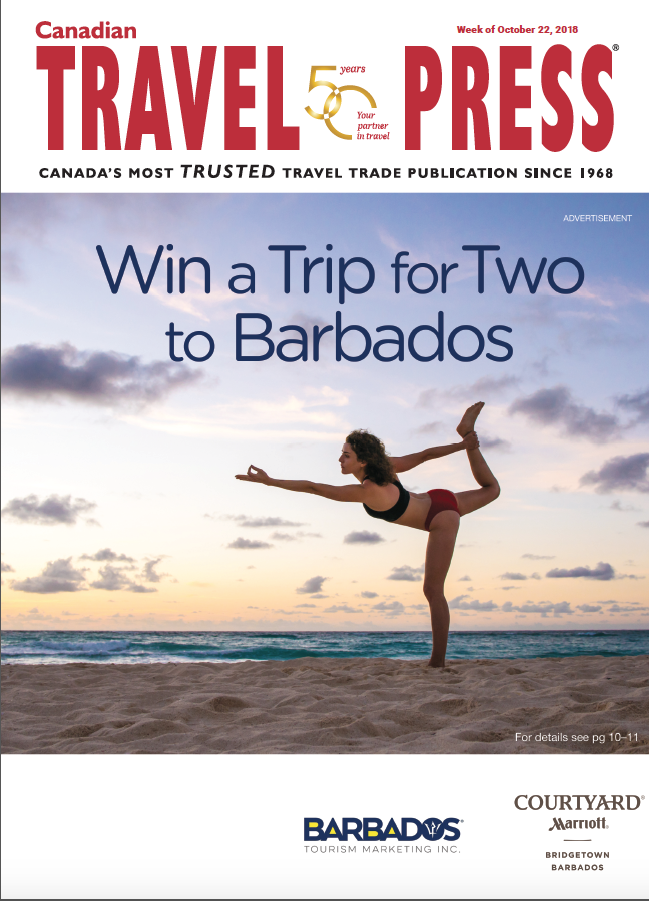 CANADIAN TRAVEL PRESS