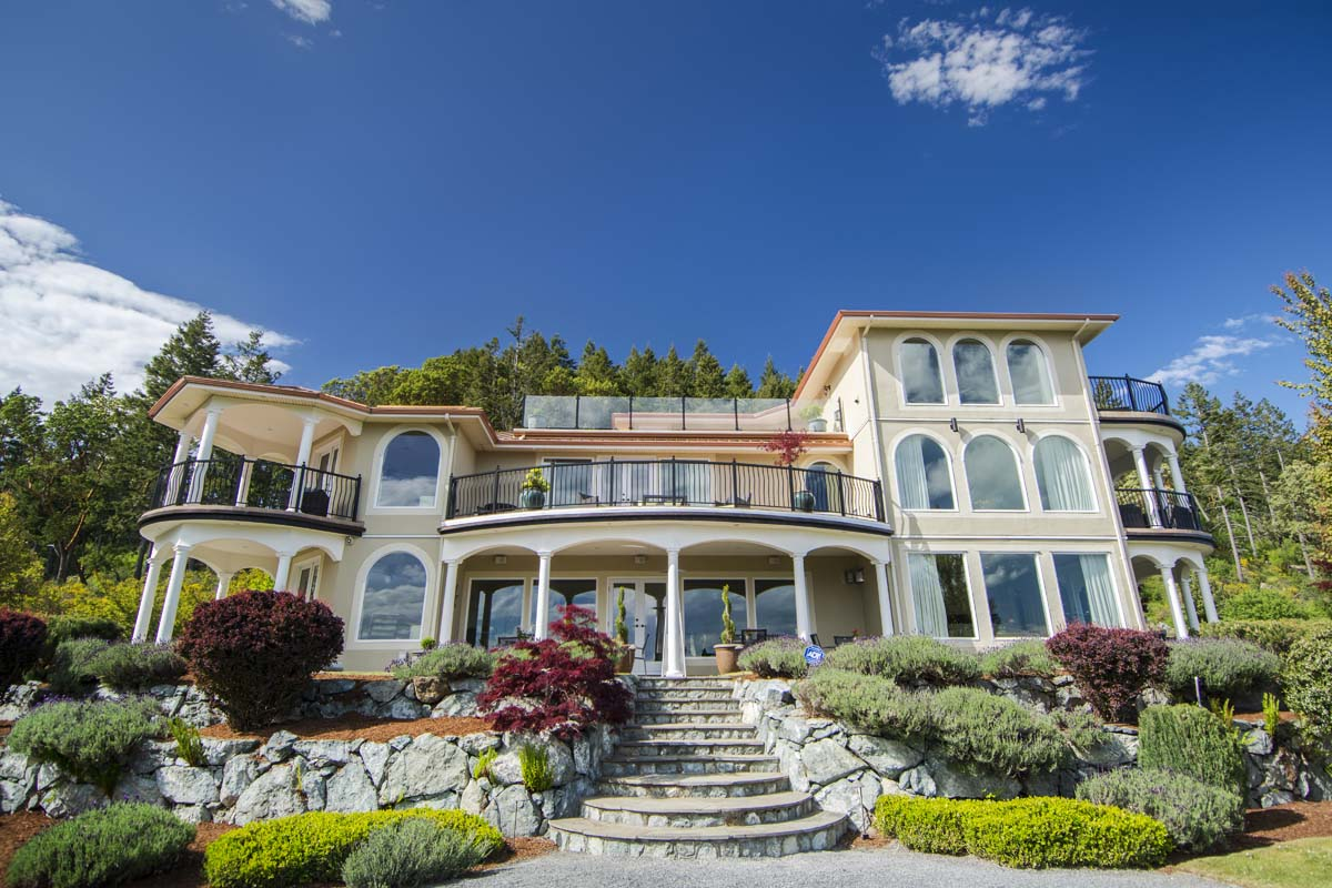 Villa Eyrie, Vancouver Island