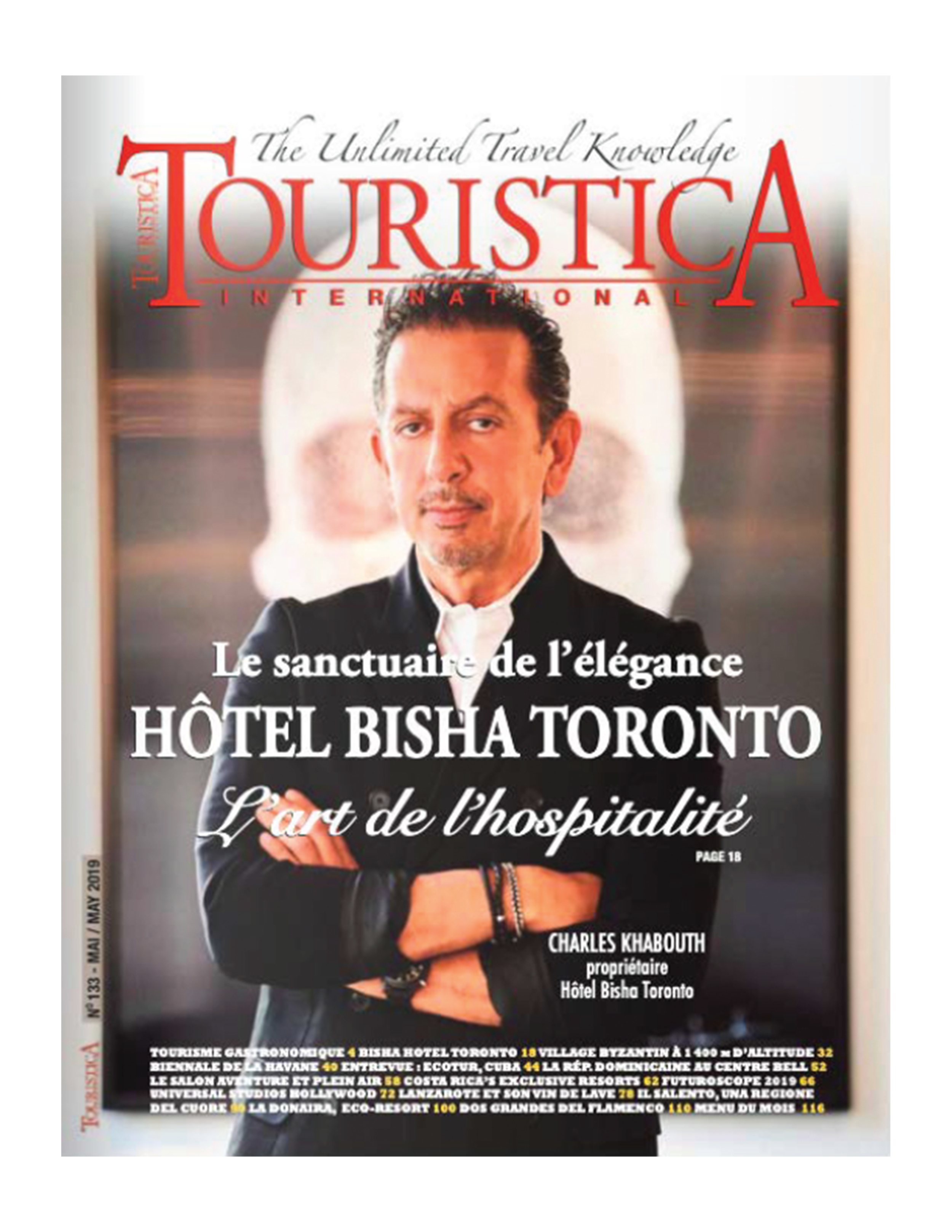 TOURISTICA INTERNATIONAL