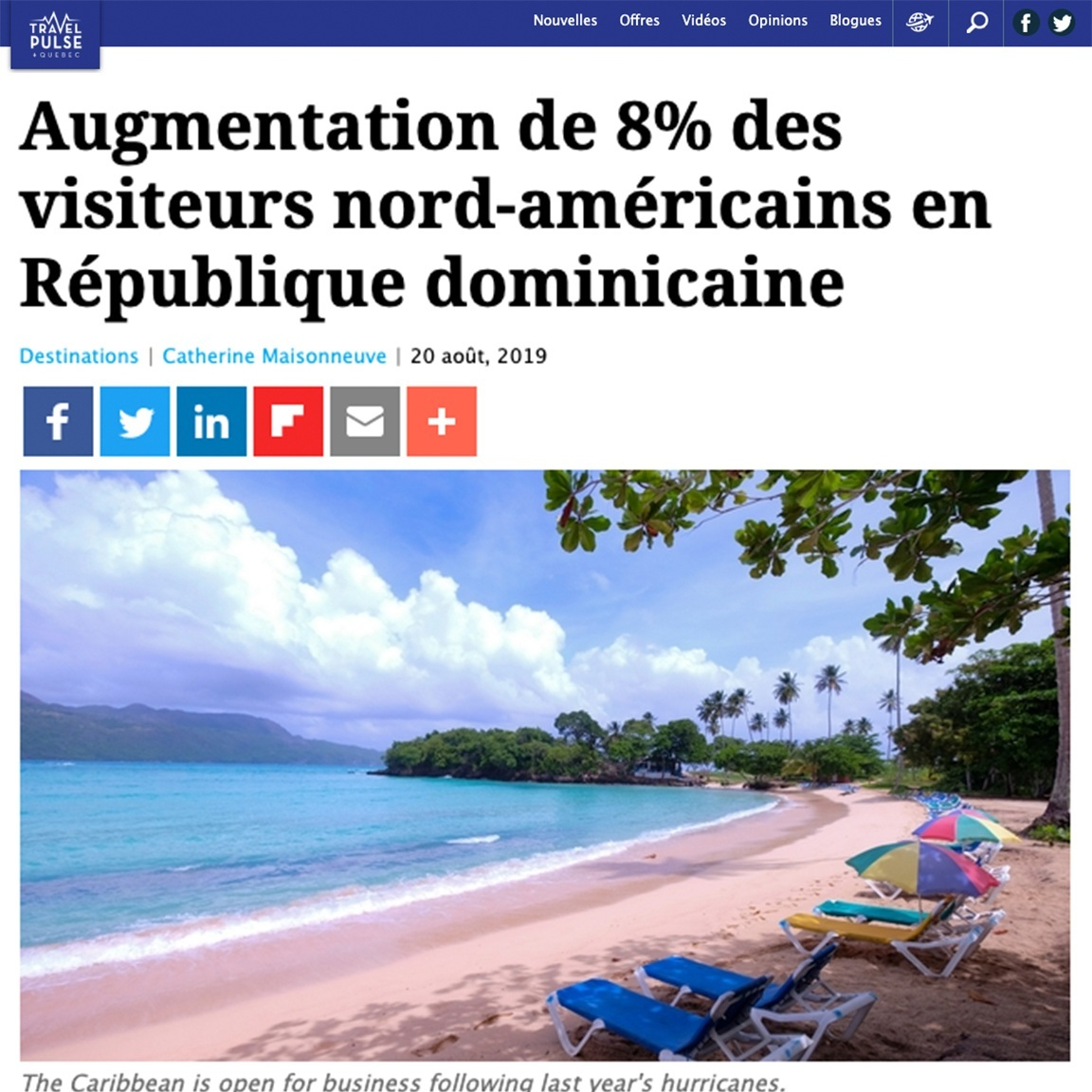 TRAVEL PULSE QUEBEC