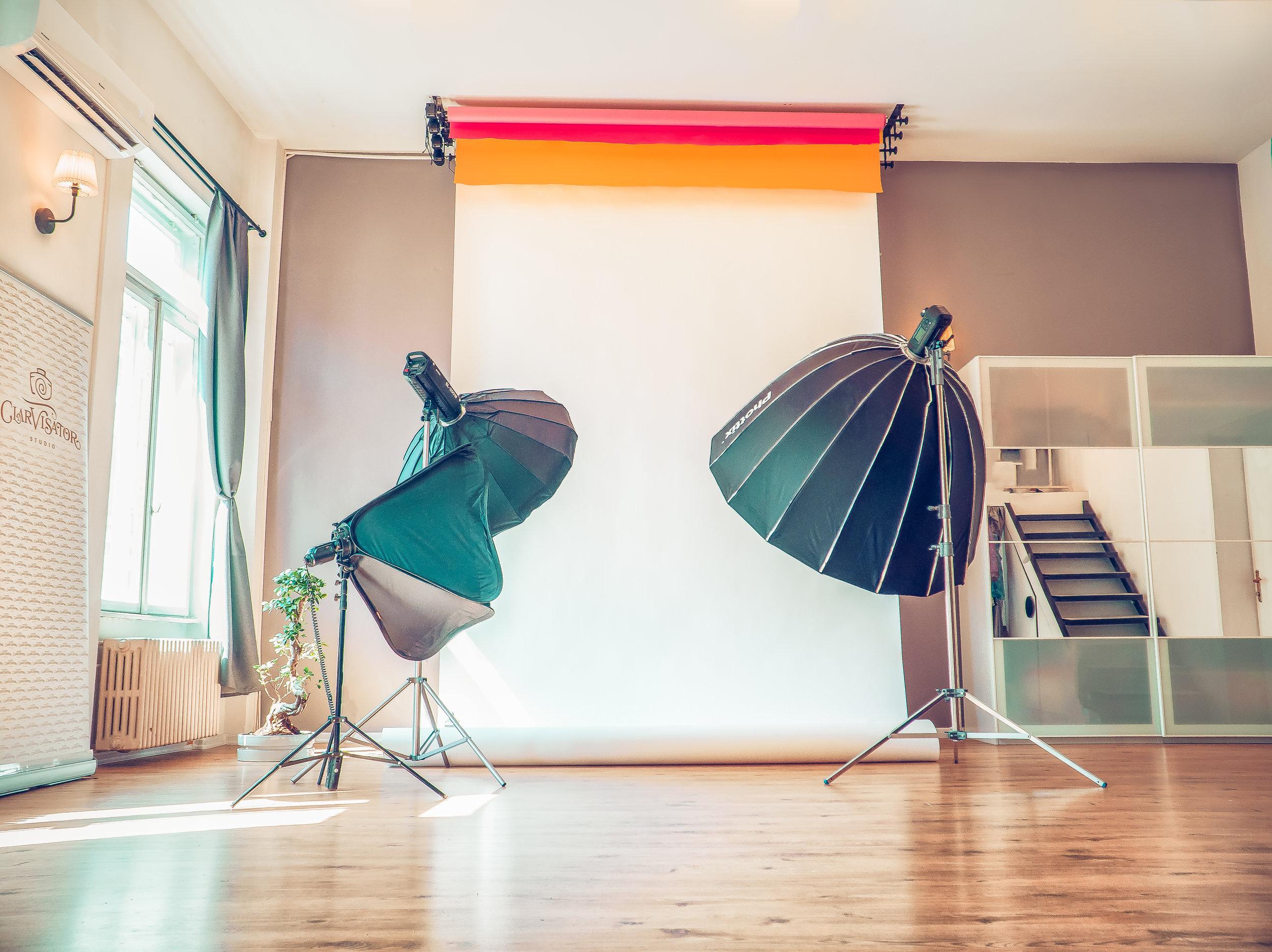 Clar Visator Studio fotografie bucuresti