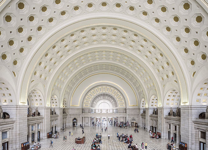 Washington Union Station Main Hall Renovation