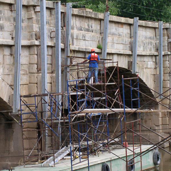 Monocacy Aqueduct Stabilization & Preservation