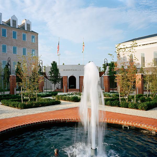 University of Maryland Riggs Alumni Center