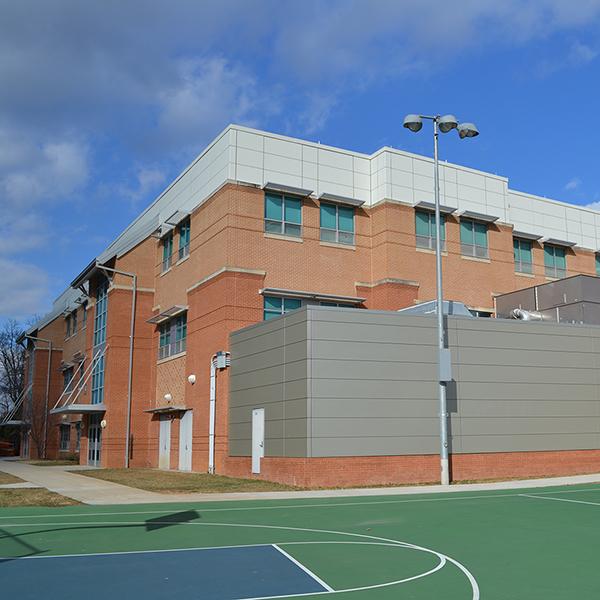 Yorktown High School Addition