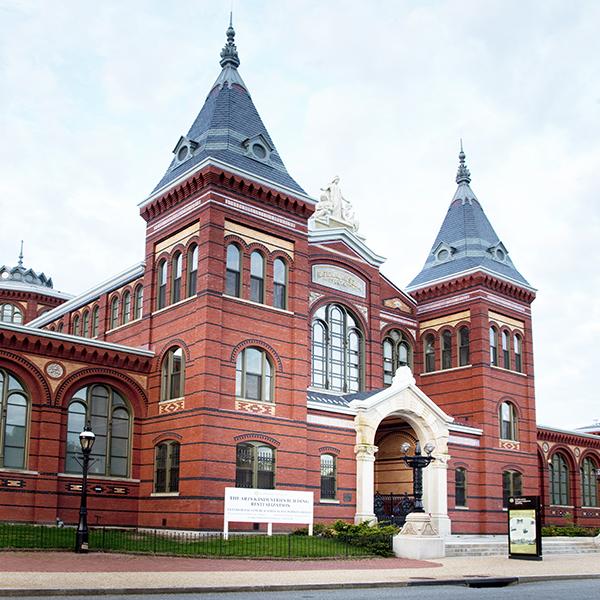 Arts & Industries Building Revitalization