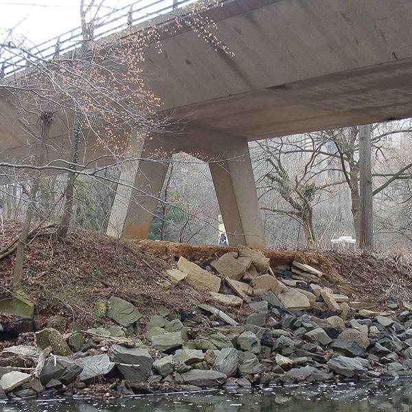 SNZP/Rock Creek Harvard Street Bridge Rehabilitation & Repairs