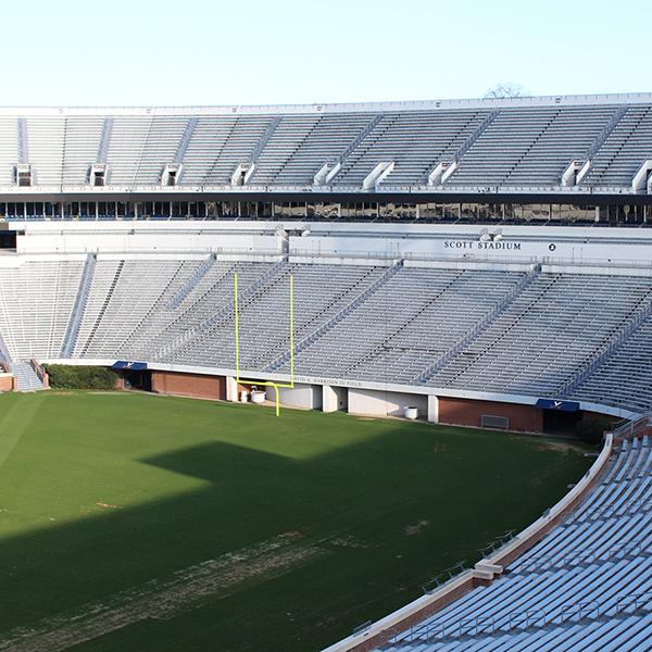 UVA Scott Stadium Condition Assessment & Repairs
