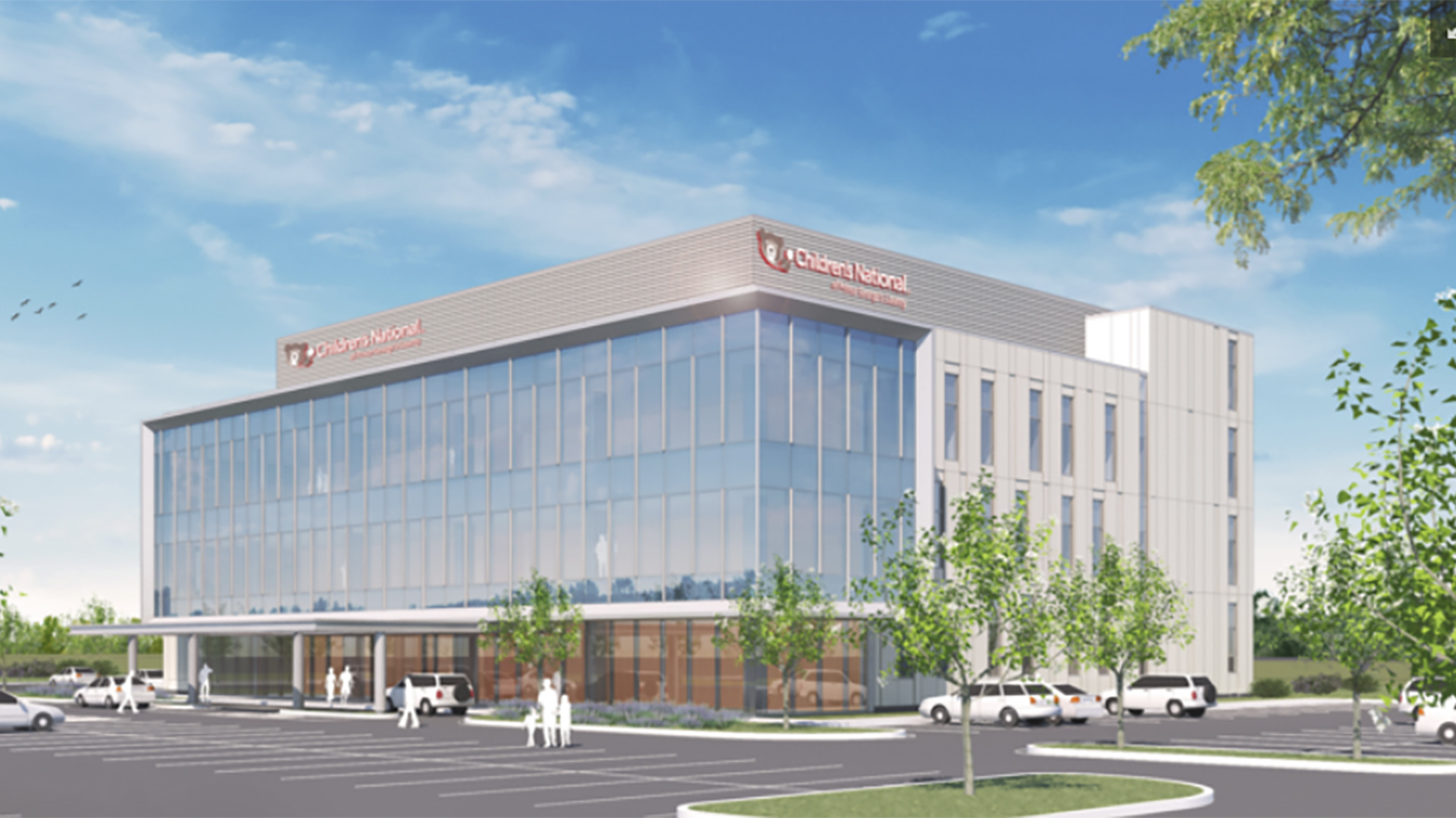 Children's National Woodmore Towne Center Medical Office Building