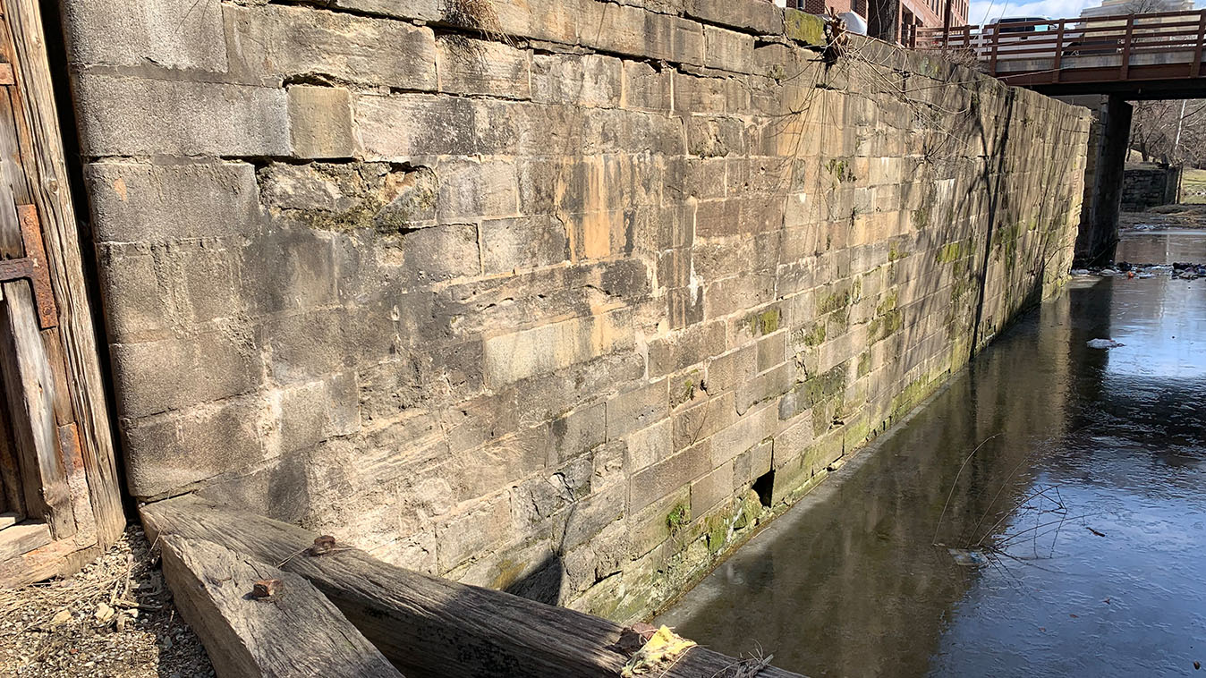Comprehensive Infrastructure Assessment of the C&O Canal NHP in Georgetown