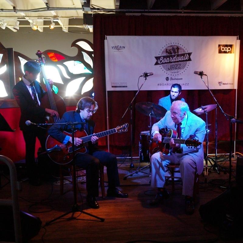Special Jazzy Sunday with The PJ Rasmussen Quartet02/11 1-4PM