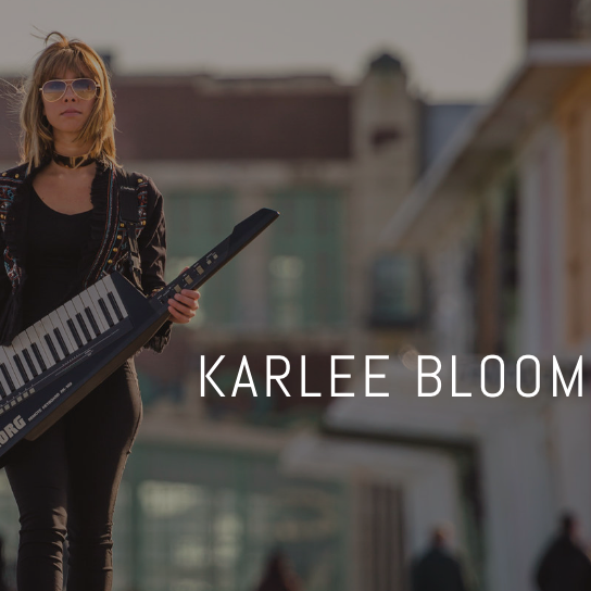 8/26 at 9 Karlee Bloom's tribute to Prince featuring KJ McNeil