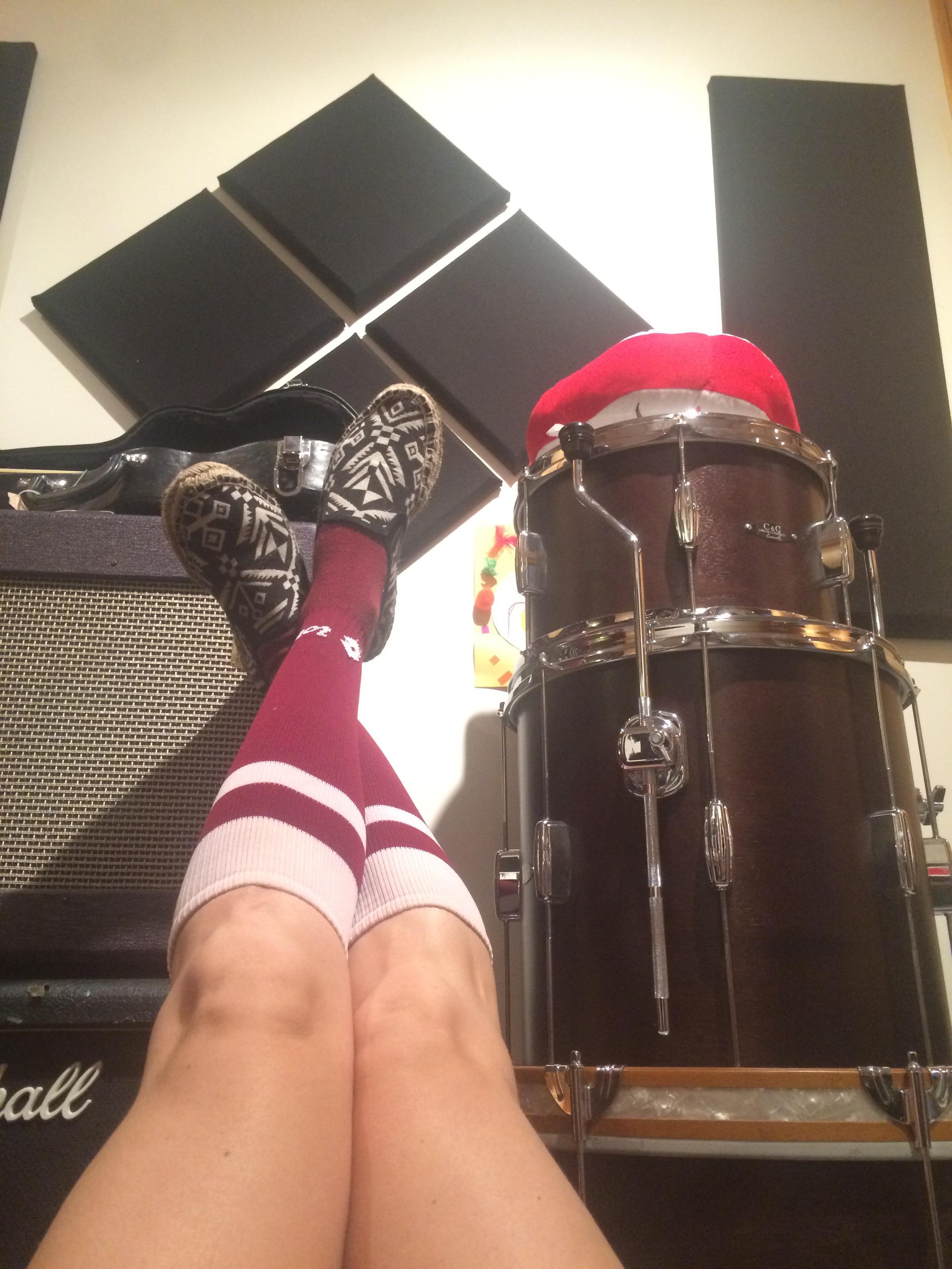 Socks drums.jpg