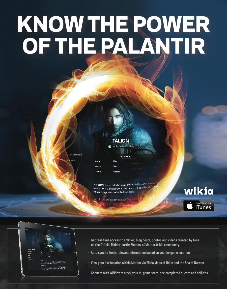 App partnership: Warner Brothers Games