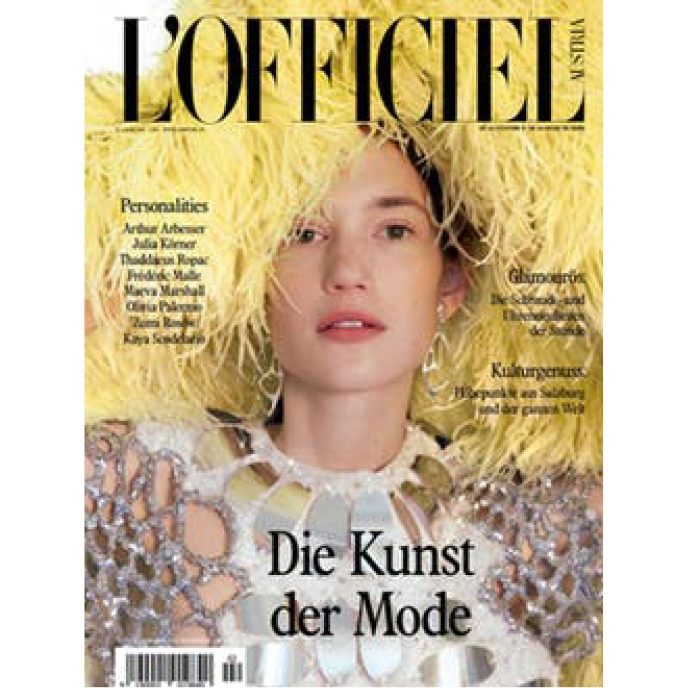 Golmarlen x L'OFFICIEL