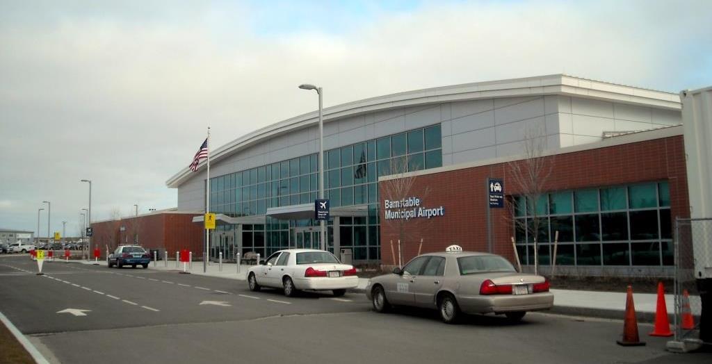 Terminal Building / Barnstable Municipal Airport / Barnstable, MA