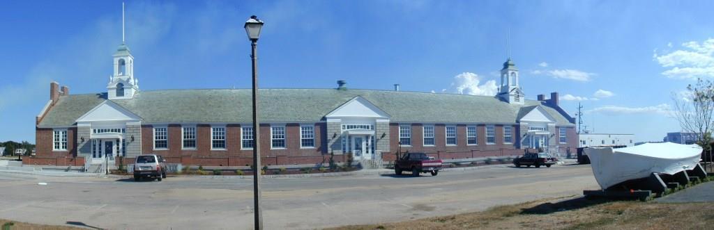 Blinn Hall Renovations / Massachusetts Maritime Academy / Bourne, MA