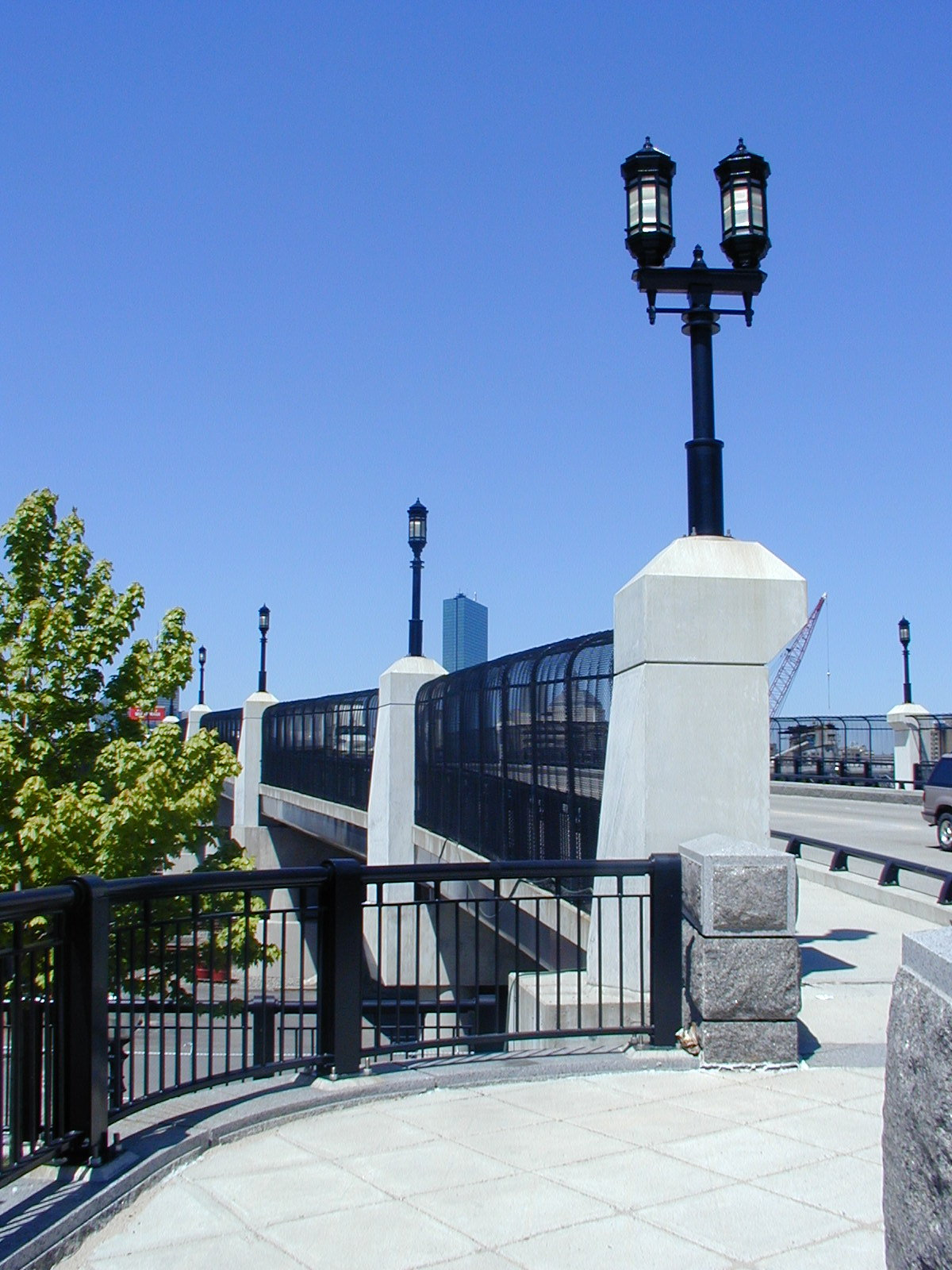 Broadway Street Bridge Boston, MA