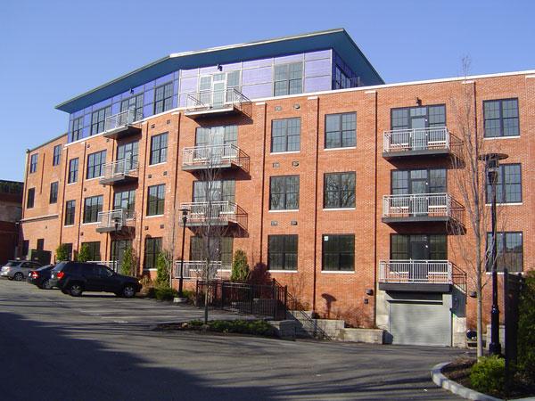 DNA Lofts Dorchester, MA
